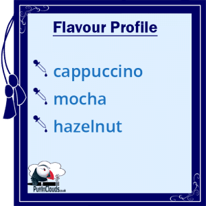 Purity Café Mocha Vape Juice Flavour Profile