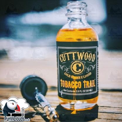 Cuttwood Tobacco Trail E-Liquid - Mild Tobacco E-Juice