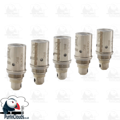 Aspire BVC Clearomizer Coils (5 Pack)