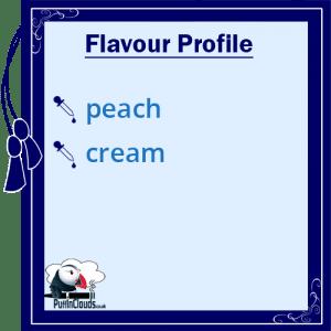 eVo Fuzzy Summer E-Liquid - Flavour-Profile