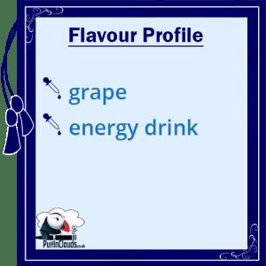 eVo Insomnia E-Liquid Flavour Profile