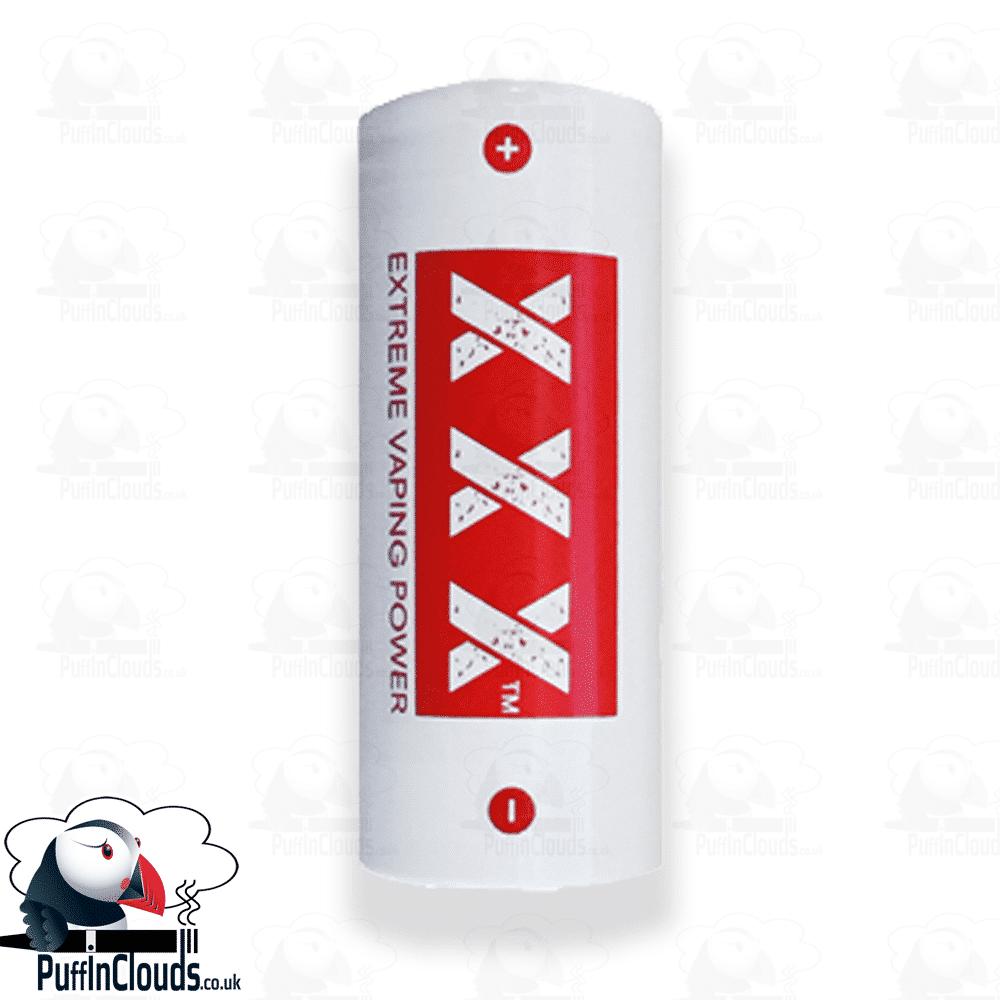 XXX 26650 Vaping Battery 4200mAh (50A 3.7v) - Extreme Vaping Power