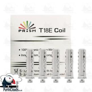 Innokin Endura T18E Coils (5 Pack)