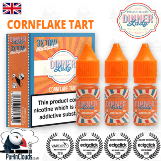 Dinner Lady Cornflake Tart eLiquid