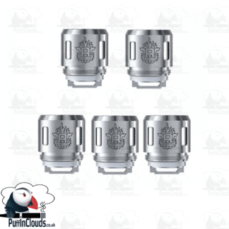 SMOK V8 Baby T8 Coils (5 Pack) - Puffin Clouds UK