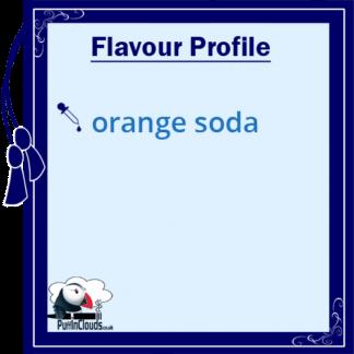 IVG Fantasy Orange E-Liquid - Flavour Profile | Puffin Clouds UK
