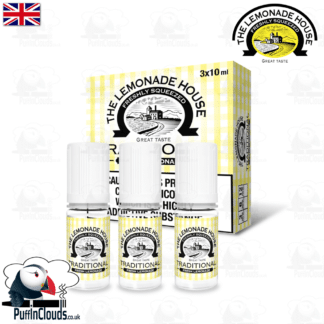 Lemonade House Traditional - Fresh Lemonade E-Liquid