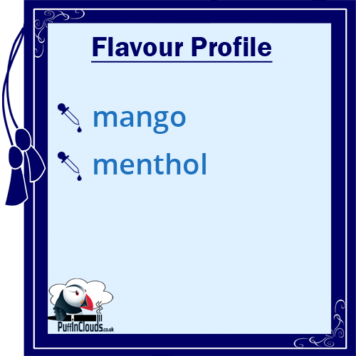 Nasty Juice Cush Man E-Liquid (Yummy Fruity Series) Flavour Profile | Puffin Clouds UK
