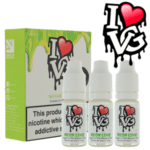 I Love VG E-Liquid | Puffin Clouds UK