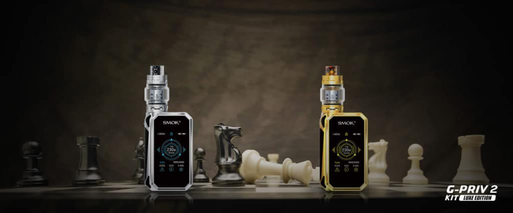 SMOK G-PRIV 2 Kit Luxe Edition | Puffin Clouds UK