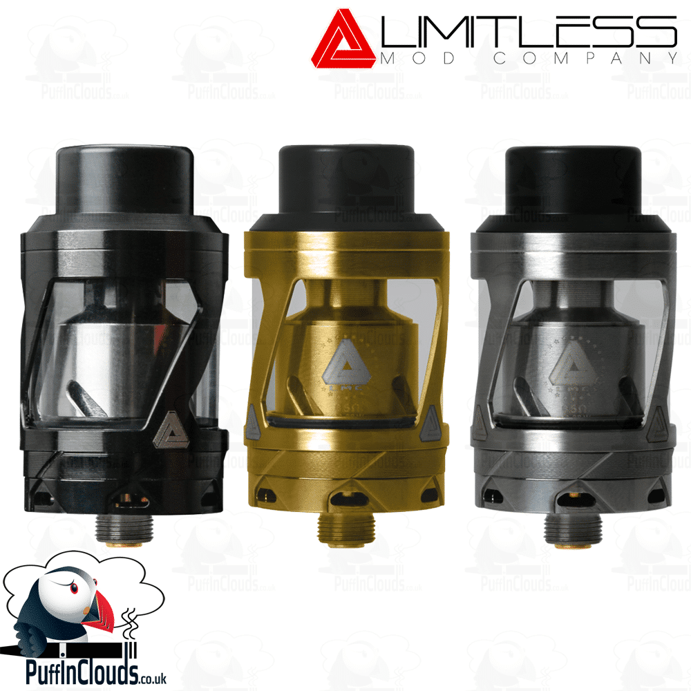 Limitless Hextron Tank (UK Edition) | Puffin Clouds UK