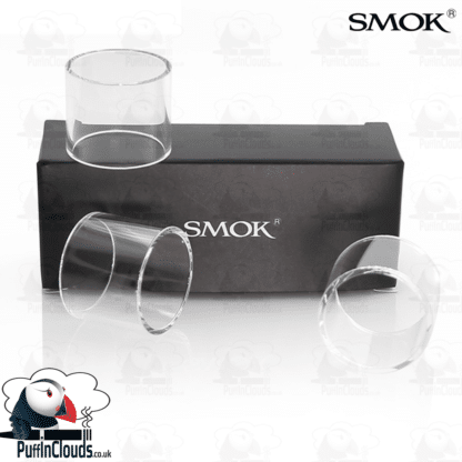 SMOK TFV8 Baby Replacement Glass (3 Pack) | Puffin Clouds UK