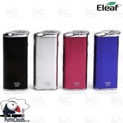 Eleaf iStick 30W Mod | Puffin Clouds UK