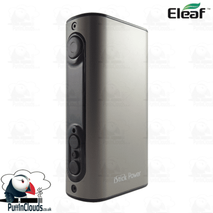 Eleaf iStick Power 80W Mod - Grey | Puffin Clouds UK