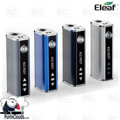 Eleaf iStick TC40W Mod   Puffin Clouds UK