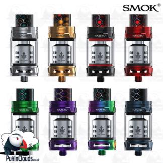 SMOK TFV12 Prince Tank – UK Edition | Puffin Clouds UK