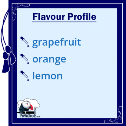 Ohm Brew Mr Pink Nic Salt E-Liquid Flavour Profile | Puffin Clouds UK