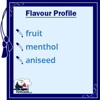 Ohm Brew Mr White Nic Salt E-Liquid Flavour Profile | Puffin Clouds UK