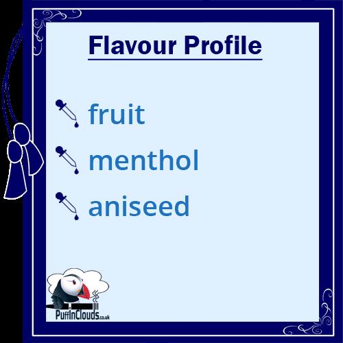 Ohm Brew Mr White Nic Salt E-Liquid Flavour Profile | Puffin Clouds UK