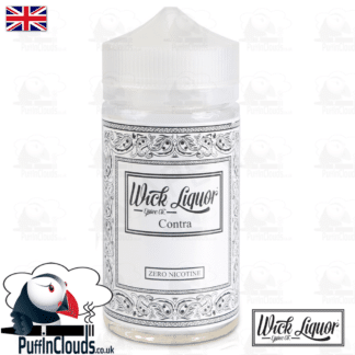 Wick Liquor Contra Short Fill (150ml) | Puffin Clouds UK