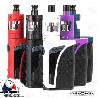 Innokin iTaste Kroma-A Zenith 75W Starter Kit | Puffin Clouds UK