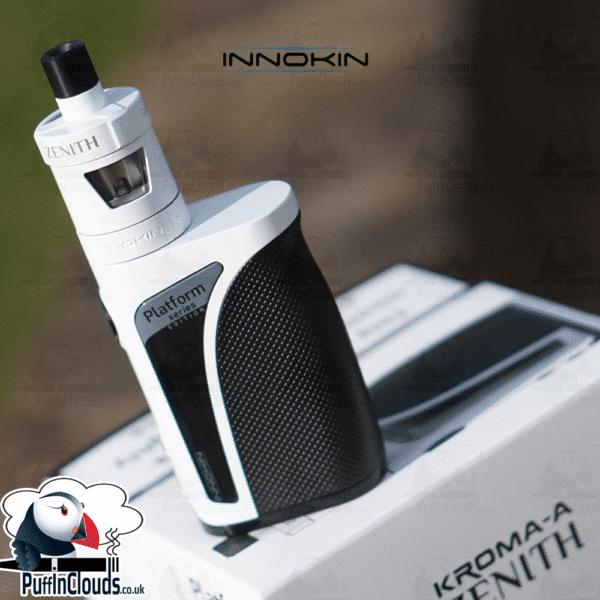 Innokin iTaste Kroma-A Zenith 75W Starter Kit | Puffin Clouds UK