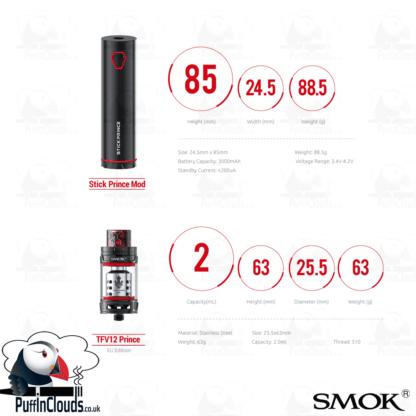SMOK Stick Prince UK Edition - Puffin Clouds UK