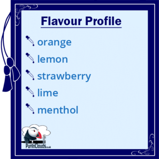 IVG Rainbow Blast Short Fill E-Liquid 50ml Flavour Profile | Puffin Clouds UK