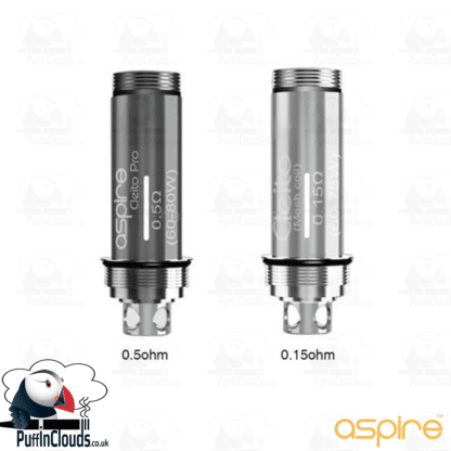 Aspire Cleito Pro Coils (5 Pack) | Puffin Clouds UK