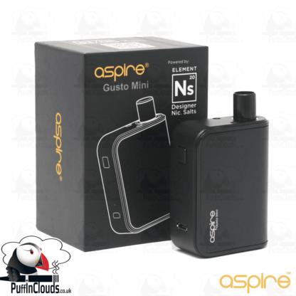Aspire Gusto Mini Starter Kit | Puffin Clouds UK