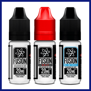 Purity Fusion Nicotine Booster Shots