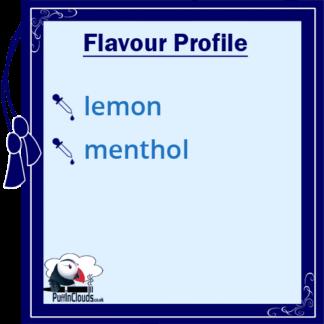 Atomic Lemon Freeze Shake n Vape E-Liquid (50ml 0mg) | Puffin Clouds UK