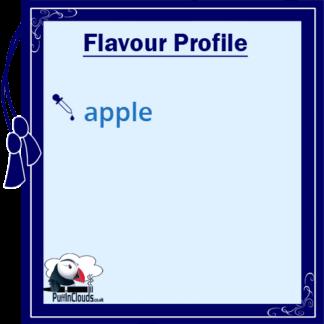 P.U.R.E Green Apple Shake n Vape E-Liquid (50ml 0mg) | Puffin Clouds UK