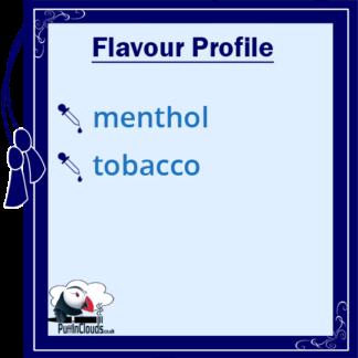 Royal Seven Cool & Fresh Menthol Tobacco Shake n Vape E-Liquid (50ml 0mg) | Puffin Clouds UK