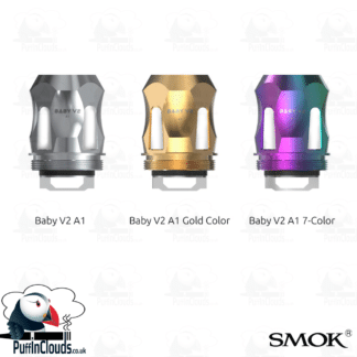 SMOK TFV-Mini V2 A1 Coils (3 Pack) | Puffin Clouds UK