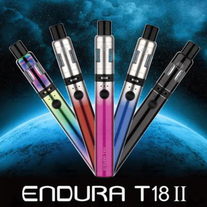 Innokin Endura T18II Starter Kit | Puffin Clouds UK