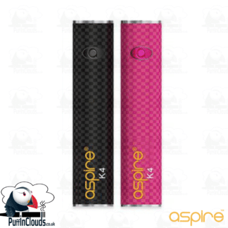 Aspire K4 Battery | Puffin Clouds UK