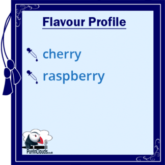 Dinner Lady Berry Blast E-Liquid (50ml 0mg) | Puffin Clouds UK