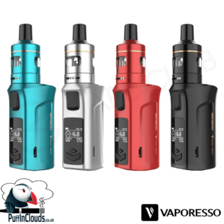 Vaporesso Target Mini 2 Kit (UK Edition) - Puffin Clouds UK