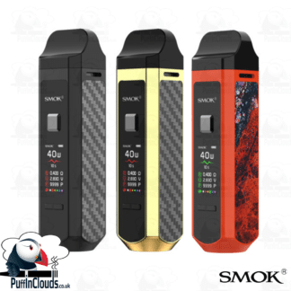 SMOK RPM40 Pod Kit | Puffin Clouds UK