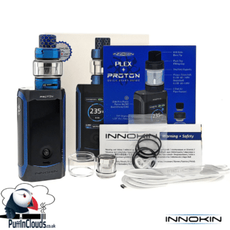 Innokin Proton Plex Vape Kit (235W) | Puffin Clouds UK