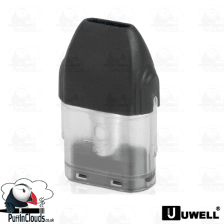 Uwell Caliburn Replacement Pods (4 Pack) | Puffin Clouds UK