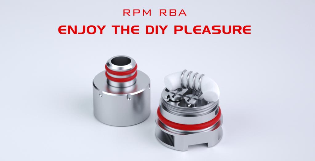 Smok Fetch Mini Pod Kit - RPM RBA | Puffin Clouds UK
