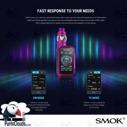 Smok G-Priv 3 Kit | Puffin Clouds UK