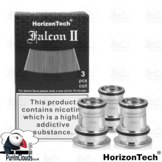 HorizonTech Falcon 2 Sector Mesh Coil | Puffin Clouds UK