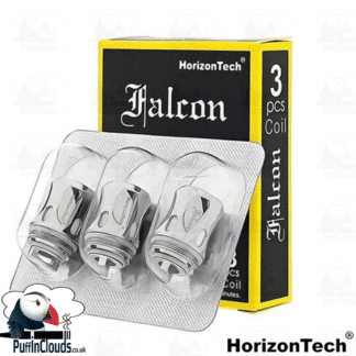 HorizonTech Falcon Coils (3 Pack) | Puffin Clouds UK