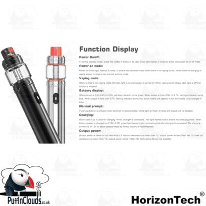 HorizonTech Magico Nic Salt Stick Kit   Puffin Clouds UK