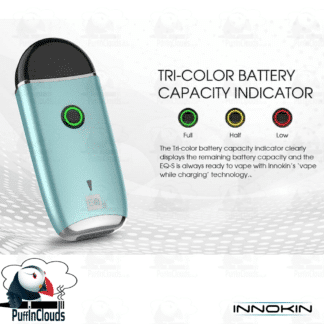 Innokin EQS Pod Kit | Puffin Clouds Ltd