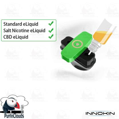 Innokin EQS Pod Kit | Puffin Clouds Ltd