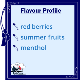 Attraction E-Liquid by Vampire Vape (10ml) Flavour Profile | Puffin Clouds UK